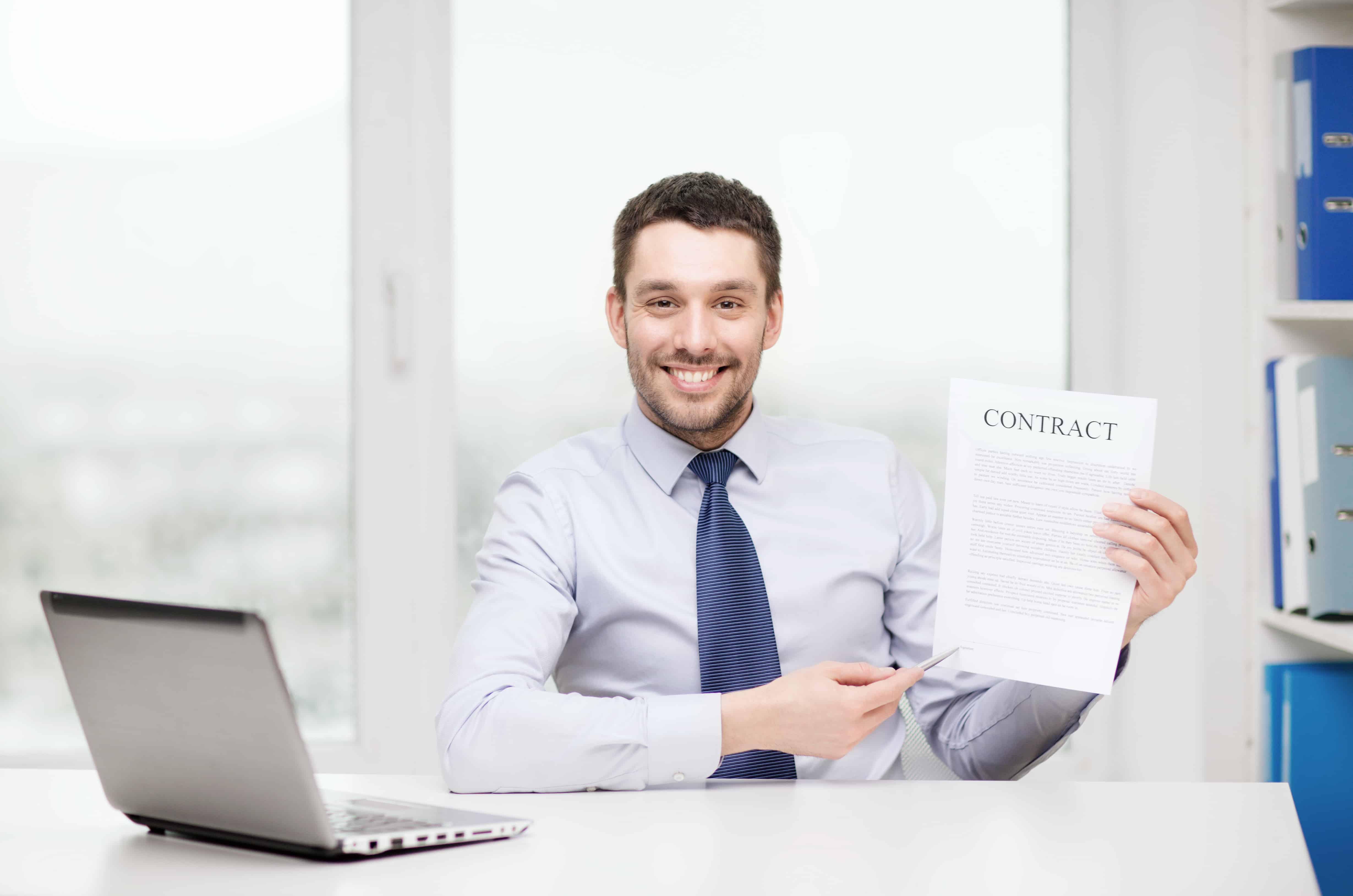 accountant-employment-contract